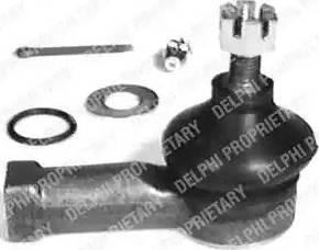Delphi TA1146 - Наконечник рулевой тяги, шарнир car-mod.com