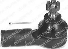 Delphi TA1165 - Наконечник поперечной рулевой тяги autodnr.net
