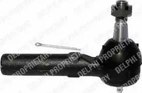 Delphi TA2110 - Наконечник поперечной рулевой тяги autodnr.net