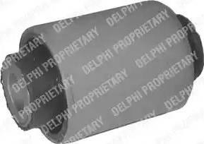 Delphi TD284W - Сайлентблок, рычаг подвески колеса car-mod.com