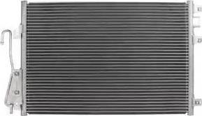 Delphi TSP0225360 - Конденсатор, кондиционер car-mod.com