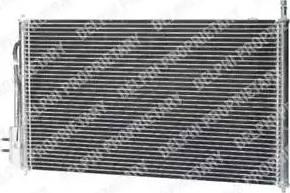 Delphi TSP0225460 - Конденсатор, кондиционер car-mod.com