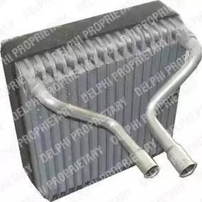 Delphi tsp0525060 - Испаритель, кондиционер autodnr.net