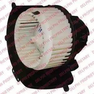 Delphi TSP0545022 - Электродвигатель, вентиляция салона car-mod.com
