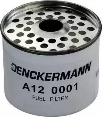 Denckermann A120001 - Паливний фільтр autocars.com.ua