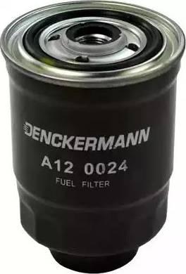 Denckermann A120024 - Паливний фільтр autocars.com.ua