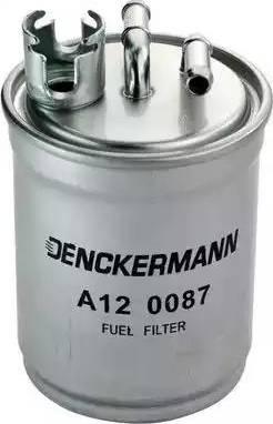 Denckermann A120087 - Паливний фільтр autocars.com.ua