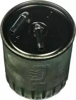 Denckermann A120234 - Паливний фільтр autocars.com.ua