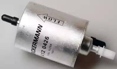 Denckermann A120426 - Паливний фільтр autocars.com.ua