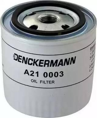 Denckermann A210003 - Масляный фильтр autodnr.net
