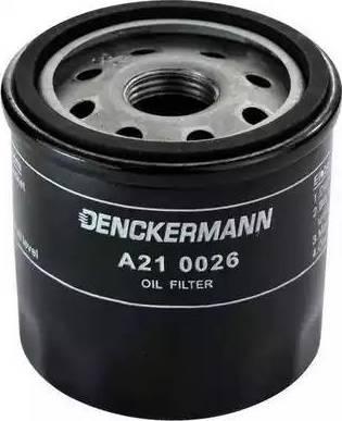 Denckermann a210026 - Масляный фильтр autodnr.net