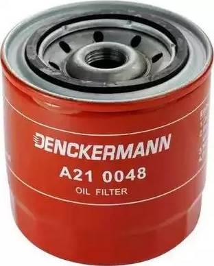 Denckermann A210048 - Масляный фильтр car-mod.com
