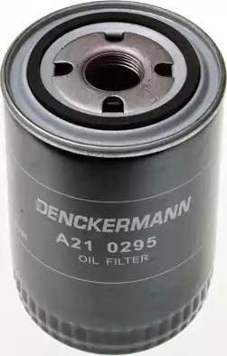 Denckermann A210295 - Масляний фільтр autocars.com.ua