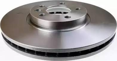 Denckermann B130667 - Тормозной диск autodnr.net