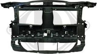 Diederichs 1265002 - Облицювання передка autocars.com.ua