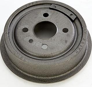 DODA 1070140003 - Тормозной барабан autodnr.net