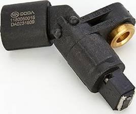DODA 1180050015 - Датчик ABS, частота вращения колеса autodnr.net