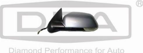 DPA 88571786602 - Покрытие, корпус, внешнее зеркало avtokuzovplus.com.ua