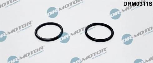 Dr.Motor Automotive DRM0311S - Прокладка, шланг отопления car-mod.com