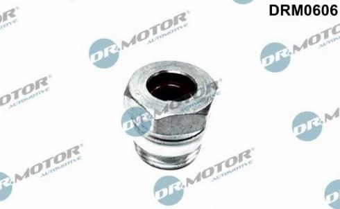 Dr.Motor Automotive DRM0606 - Гидравлический шланг, рулевое управление car-mod.com
