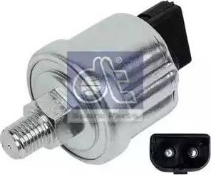 DT Spare Parts 121146 - Датчик, пневматическая система avtokuzovplus.com.ua