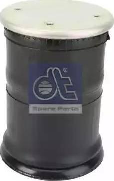 DT Spare Parts 125066 - Кожух пневматической рессоры autodnr.net