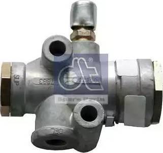 DT Spare Parts 244067 - Клапан, рулевой механизм с усилителем avtokuzovplus.com.ua