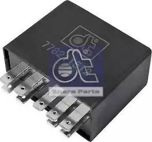 DT Spare Parts 333001 - Прерыватель указателей поворота avtokuzovplus.com.ua