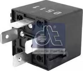 DT Spare Parts 333083 - Дополнительный резистор, система зажигания avtokuzovplus.com.ua