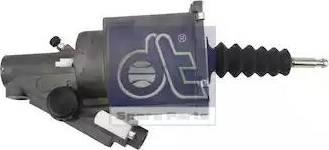 DT Spare Parts 3.41201 - Усилитель сцепления car-mod.com