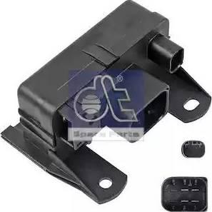 DT Spare Parts 4.66519 - Блок управления, реле, система накаливания car-mod.com