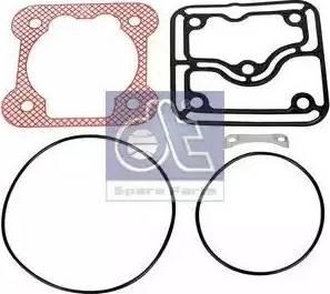 DT Spare Parts 490860 - Ремкомплект, компрессор avtokuzovplus.com.ua