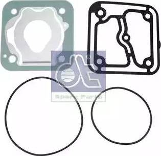 DT Spare Parts 490861 - Ремкомплект, компрессор avtokuzovplus.com.ua