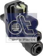 DT Spare Parts 5.51098 - Клапан, рулевой механизм с усилителем car-mod.com