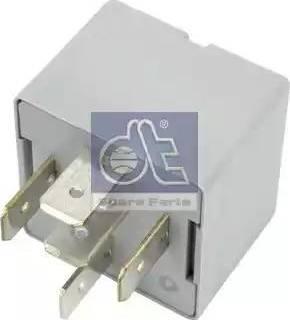 DT Spare Parts 681036 - Реле аварийной световой сигнализация autodnr.net