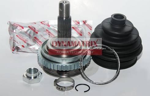 Dynamatrix DCV828010 - Шарнирный комплект, приводной вал autodnr.net
