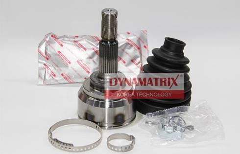 Dynamatrix DCV841167 - Шарнирный комплект, приводной вал autodnr.net