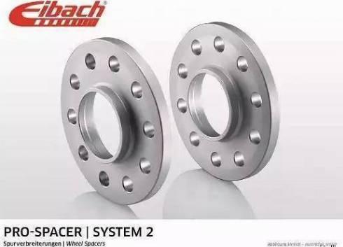 Eibach S90-2-15-017 - Расширение колеи car-mod.com