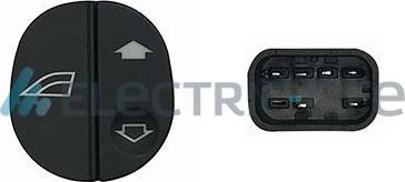 Electric Life ZRFRI76005 - Выключатель, стеклоподъемник car-mod.com
