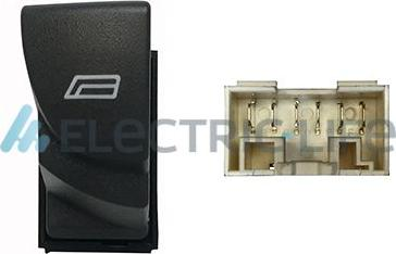 Electric Life ZRFTI76004 - Выключатель, стеклоподъемник car-mod.com