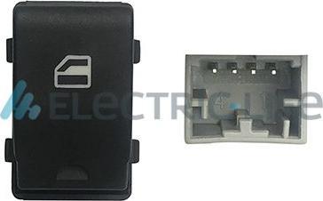 Electric Life ZRVKI76006 - Выключатель, стеклоподъемник car-mod.com