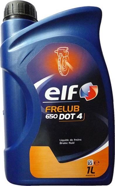 ELF 194743 - Тормозная жидкость car-mod.com