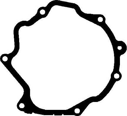 Elring 162.353 - Прокладка, вакуумный насос car-mod.com