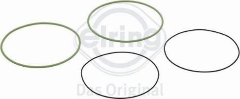 Elring 216.930 - Комплект прокладок, гильза цилиндра car-mod.com