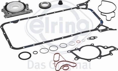 Elring 294.720 - Комплект прокладок, блок-картер двигателя autodnr.net