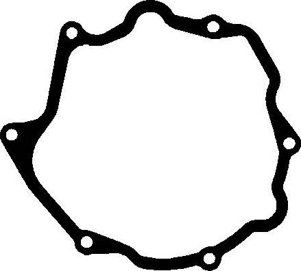 Elring 646.830 - Прокладка, вакуумный насос car-mod.com