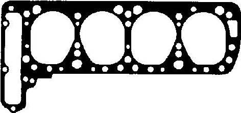 Elring 777145 - Прокладка, головка цилиндра autodnr.net