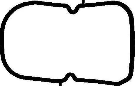 Elring =921386 - Прокладка, масляный поддон автоматической коробки передач autodnr.net