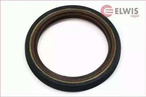 Elwis Royal 8442660 - Уплотняющее кольцо, коленчатый вал autodnr.net