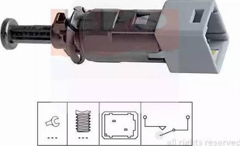 EPS 1.810.150 - Выключатель, привод сцепления (управление двигателем) car-mod.com